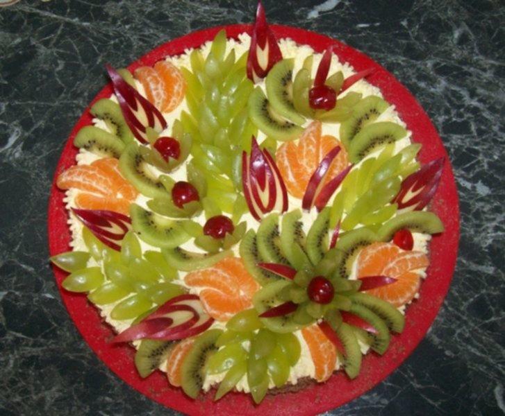Dekoracje Z Owoców Artykuł Iwonaz2809 Wielkiezarciecom